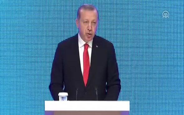Erdoğan'dan Demir İpek Yolu açılışında önemli mesajlar