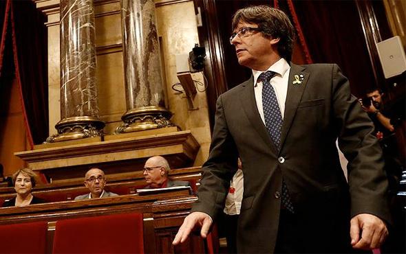 Son dakika! Katalan lider Belçika'ya kaçtı!