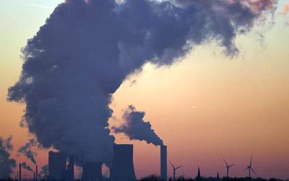 Atmosferdeki karbondioksit oranı rekor seviyeyi gördü