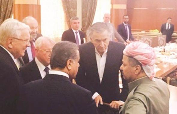 Olay ifşa! ABD ve Mossad kurdu Mesud Barzani'de besledi