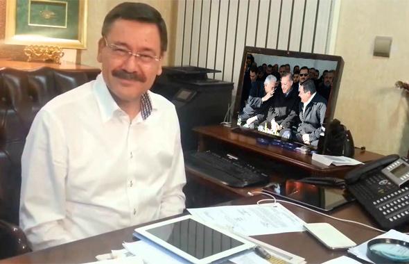 Melih Gökçek istifa ediyor mu? Erdoğan'a yanıtı ne?