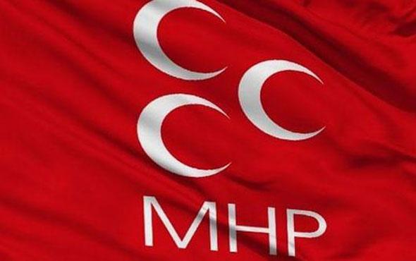 MHP'den zehir zemberek Bahçeli açıklaması! Alçak hadsiz...