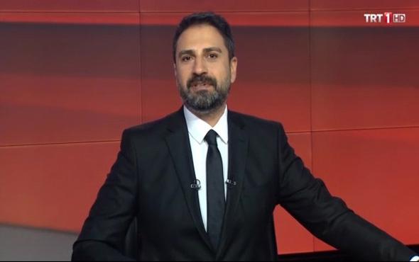 Erhan Çelik TRT'ye veda etti