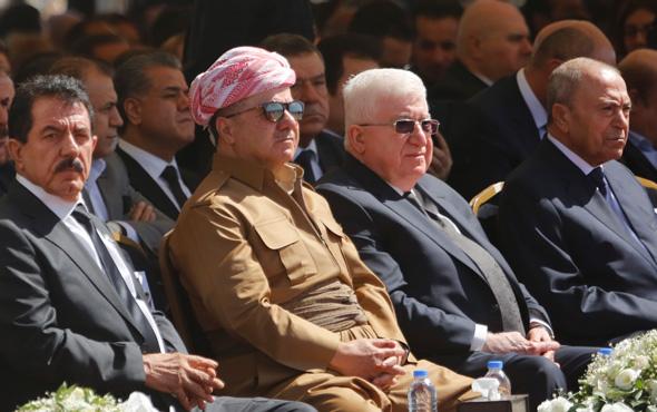 Barzani'den herkesi ters köşeye yatıracak plan