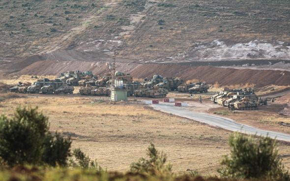 Türk askeri sınıra konuşlandı! Savaş mı başlıyor?