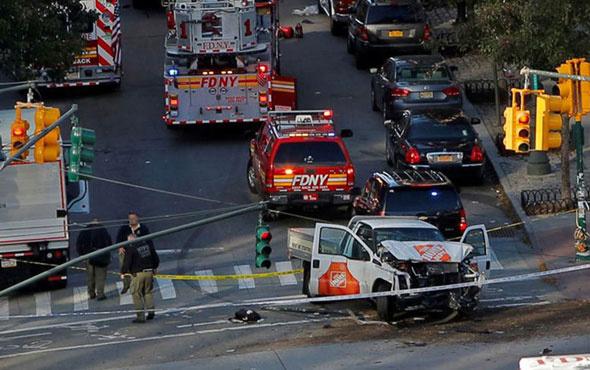 ABD açıkladı! New York'u kana bulayan terörist o örgütten...