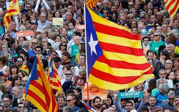 Katalonya krizinde Rusya'nın parmağı mı var?