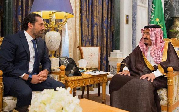 İstifa eden Lübnan Başbakanı Hariri bakın nerede ortaya çıktı?