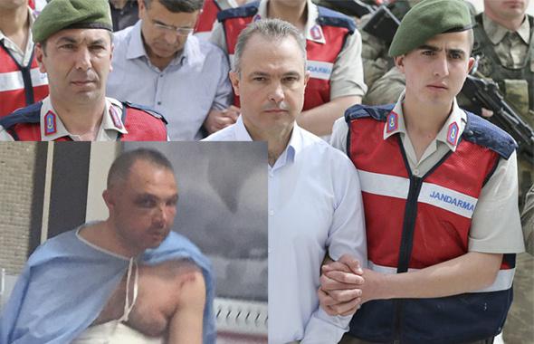 Levent Türkkan'a ilaç vermişler! En bomba FETÖ çarkedişi