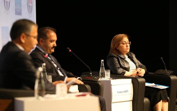 Fatma Şahin: Gaziantep olarak Suriye krizini iyi yönettik