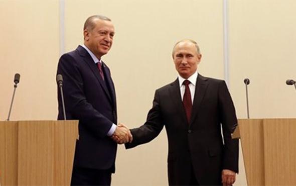 Erdoğan-Putin zirvesi