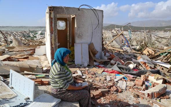 Bakan Fakıbaba: Hortumdan zarar gören çiftçinin borcu ertelenecek