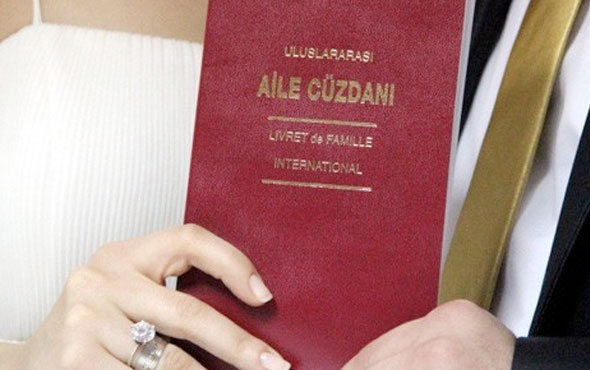 Türkiye'nin ilk müftü nikahı kıyıldı