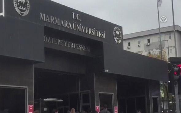 Gözde üniversitede büyük FETÖ operasyonu odalar aranıyor