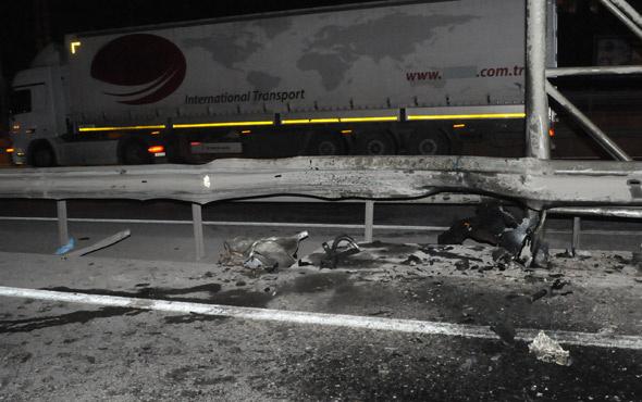 Kocaeli'de zincirleme trafik kazası: 2 ölü
