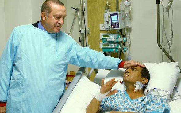 Erdoğan: Naim Süleymanoğlu saygıyla yad edilecektir