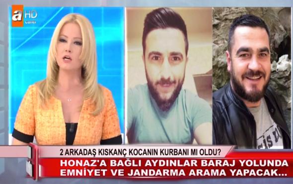 Müge Anlı Murat Pınarbaş kaybolması son durum ne bulundu mu?