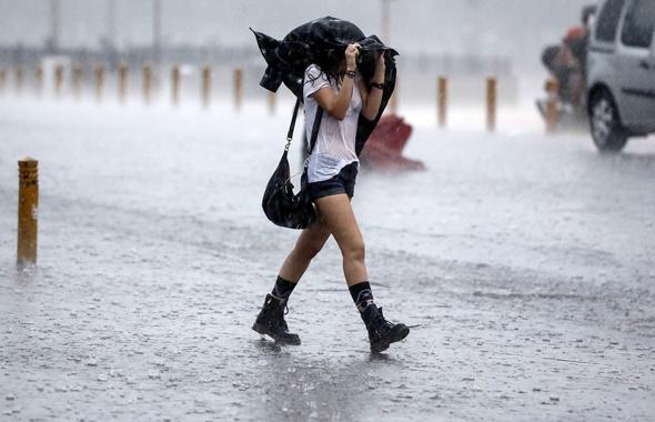 İzmir'de bu hafta hava nasıl olacak meteoroloji raporu