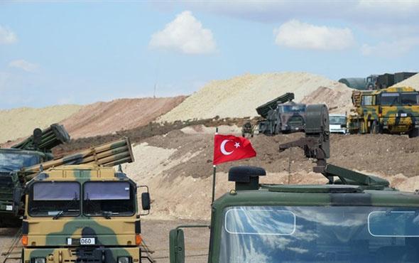 Flaş gelişme! PKK İdlib'de TSK noktasına havanla saldırdı