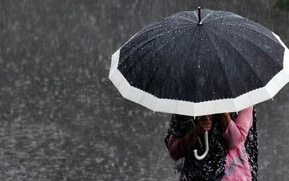 Bayburt için meteoroloji uyardı şiddetli yağış geliyor