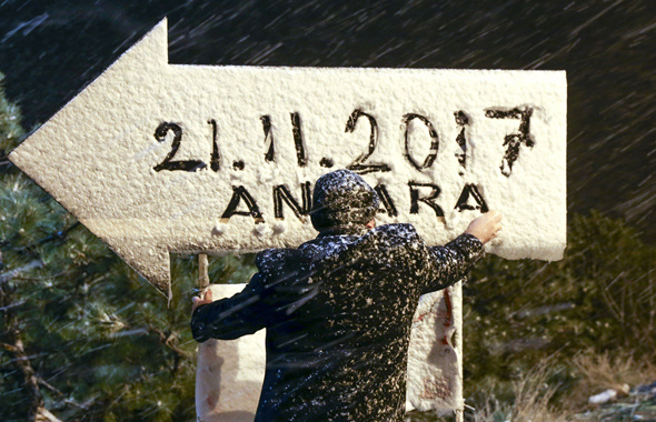 Kar çok fena bastırdı! Son hava durumu şoke ediyor