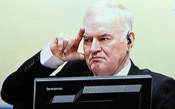 Türkiye'den Mladic kararına ilişkin açıklama