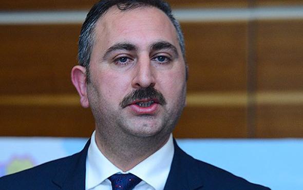 Adalet Bakanı Gül'den Gülen'in iadesi için flaş açıklama