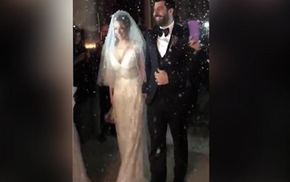Nursel Ergin yasak aşkı Murat Akyer ile evlendi gelinliğine bakın