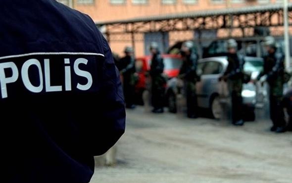 Hizbullahçıları gömdüğü öne sürülen polislere operasyon!