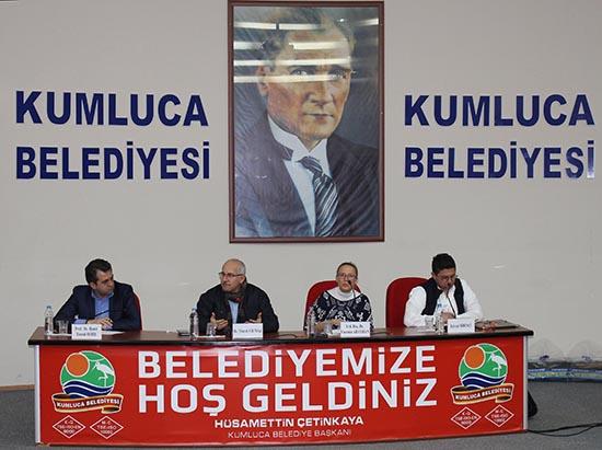 Yeni Türkiye Buluşması Kumluca'da gerçekleşti