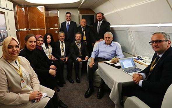 AK Parti ile MHP ittifak yapacak mı? Başbakan açıkladı