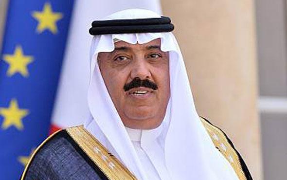 Suudi Prens 1 milyar doları verdi serbest kaldı!