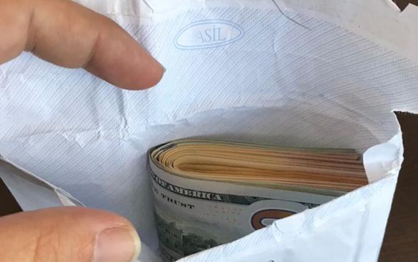 """Adana'da """"para buldum paylaşalım"""" dolandırıcılığı"""