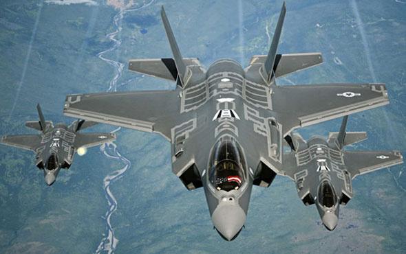 F 35 savaş uçaklarıyla ilgili bomba iddia! Pas tuttu...