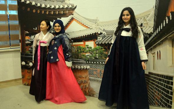 """Afyonkarahisar'da """"Kore Kültür Günü"""" etkinliği düzenlendi"""