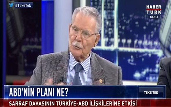 Elekdağ'dan bomba Zarrab iddiası! ABD Erdoğan'ı karıştırıp...