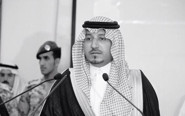 Suudi Prens'in öldüğü helikopter kazasıyla ilgili flaş gelişme!