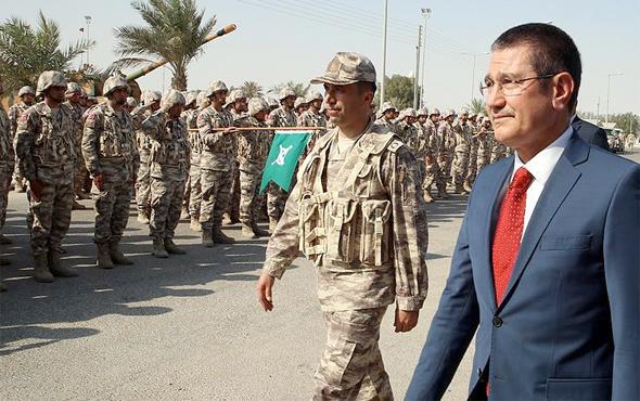 Canikli'den Katar'daki Türk birliğine ziyaret