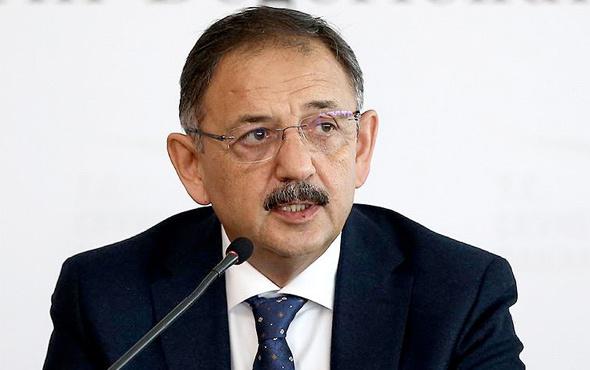 Bakan Özhaseki'den korkutan deprem açıklaması!