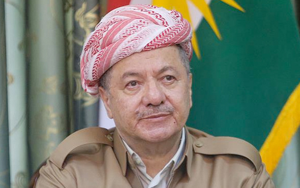 Barzani ilk kez konuştu! Çarpıcı ABD açıklaması