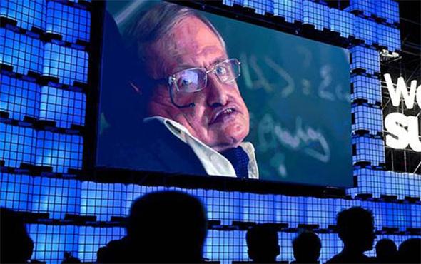 "Hawking'den korkutan tarih: ""Alev topuna dönüşüp..."""