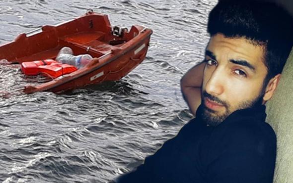 Batan gemide kahreden detay! Cesedi kaybolmasın diye kendini yatağa bağlamış