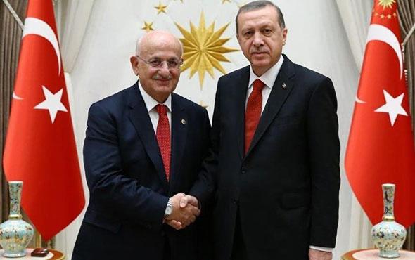 Erdoğan, Kahraman arasında sürpriz görüşme