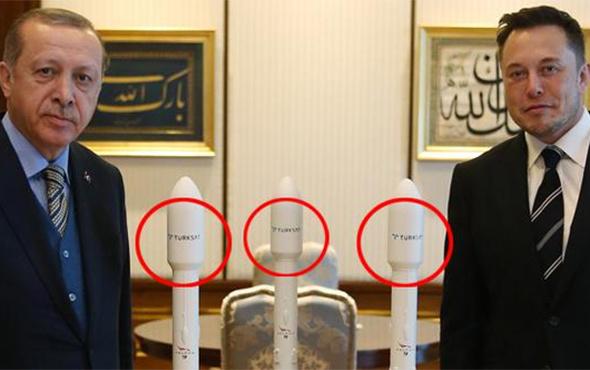 Erdoğan ve Musk görüşmesinin nedeni ortaya çıktı!