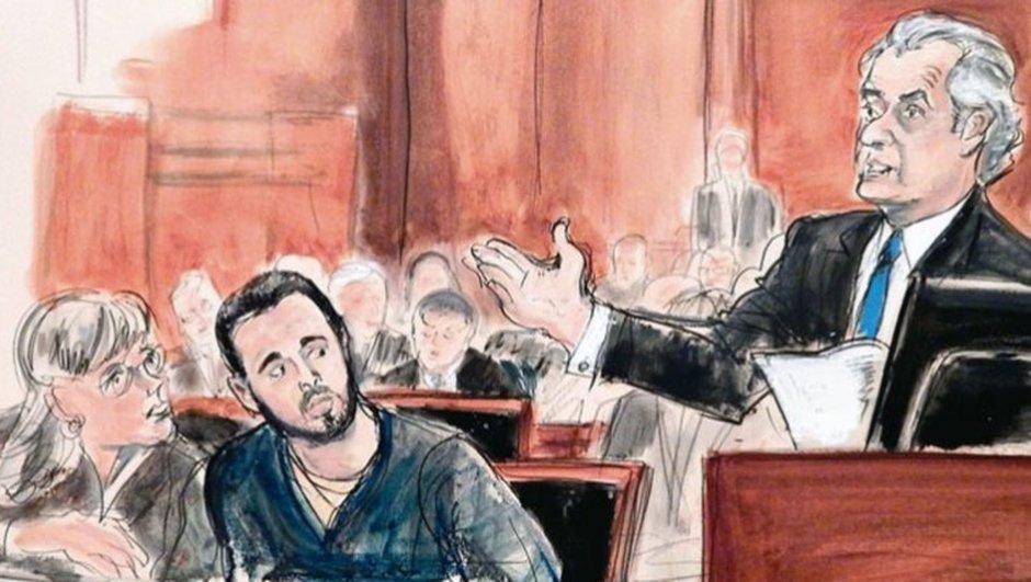 Reza Zarrab'ın duruşmada en zevk aldığı anlar! Sanki...