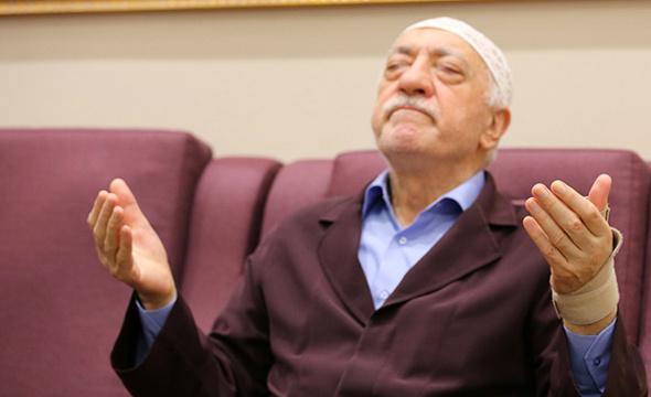 Cezaevinin kütüphanesinde Fetullah Gülen'in kitapları var!