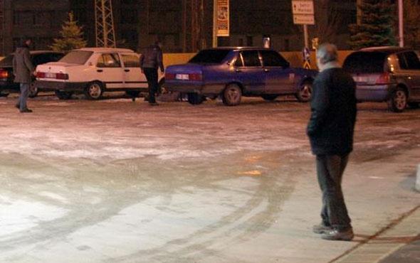 Erzurum'da 'canlı bomba' şüphesi alarma geçirdi