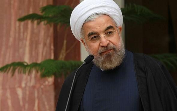 Ruhani'den Suudi Arabistan'a İsrail resti!