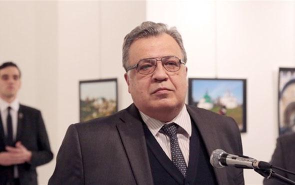 Rusya heyeti Karlov cinayeti için Ankara'ya geliyor