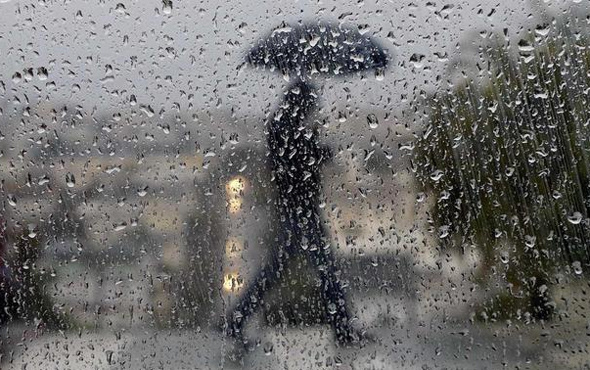İstanbul hava durumu uyarısı Meteroloji saat verdi